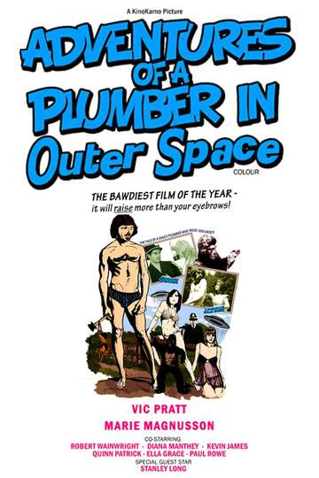 The Adventures of a Plumber in Outer Space poster