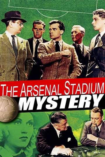 The Arsenal Stadium Mystery poster