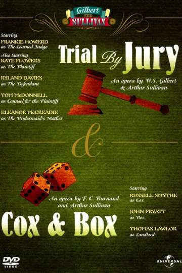 Trial By Jury poster