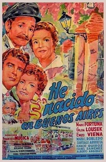 He nacido en Buenos Aires