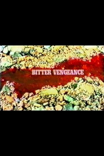 Bitter Vengeance poster