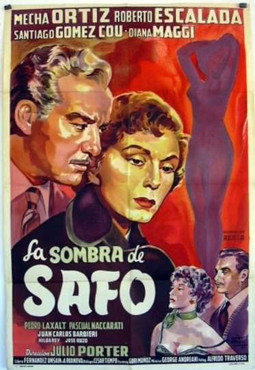 La sombra de Safo poster