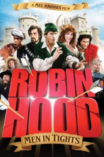 Robin Hood: Men In Tights - The Legend Had It Coming poster