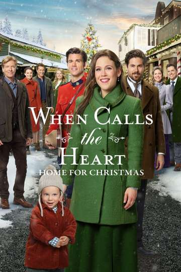When Calls the Heart: Home for Christmas poster