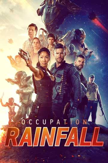 Occupation: Rainfall Poster