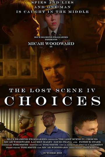 The Lost Scene IV: Choices poster