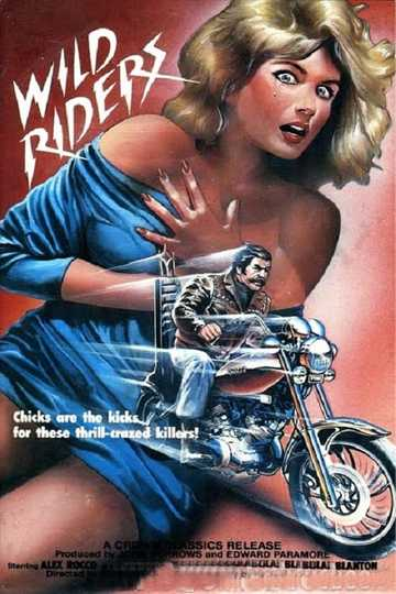 Wild Riders Poster