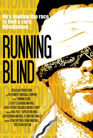 Running Blind poster