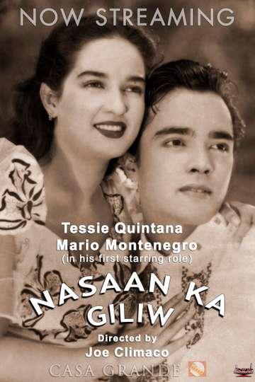 Nasaan Ka Giliw? poster
