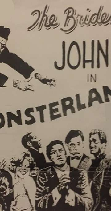 The Brides of Johnny in Monsterland poster