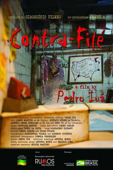 Contra-Filé poster
