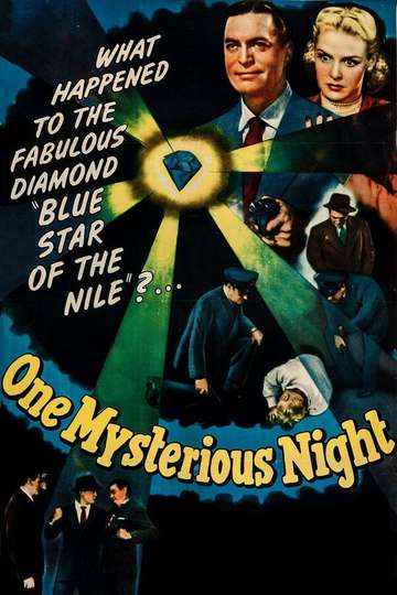 One Mysterious Night poster