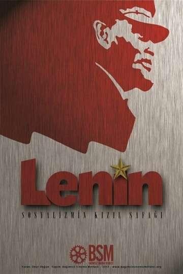 Lenin: Sosyalizmin Kızıl Şafağı poster