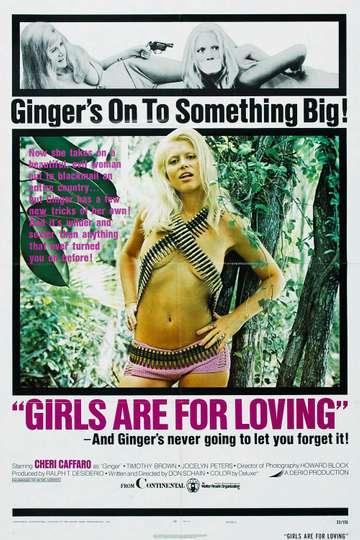 Girls Are for Loving poster