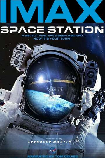 IMAX Space Station: Adventures in Space poster