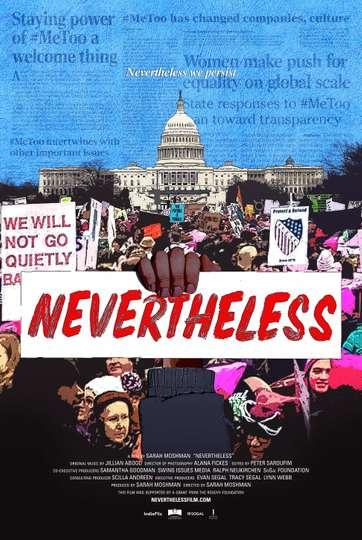 Nevertheless poster