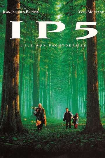 IP5: The Island of Pachyderms poster