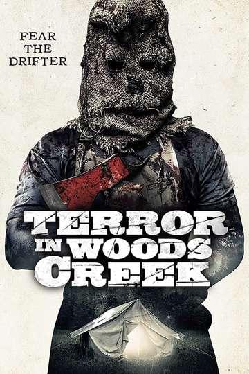 Terror in Woods Creek poster