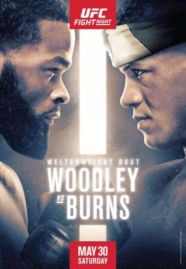 UFC on ESPN 9: Woodley vs Burns
