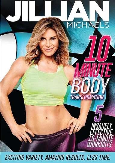Jillian Michaels: 10 Minute Body Transformation, 4 - Pilates Power