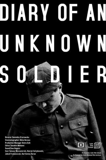 Diary of an Unknown Soldier poster