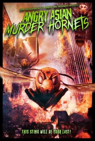 Murder Hornets poster