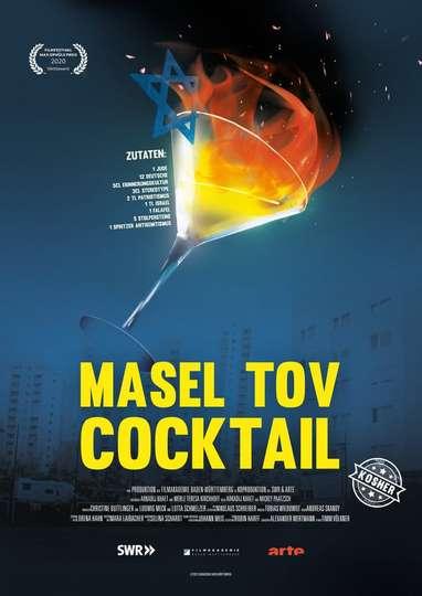 Masel Tov Cocktail poster