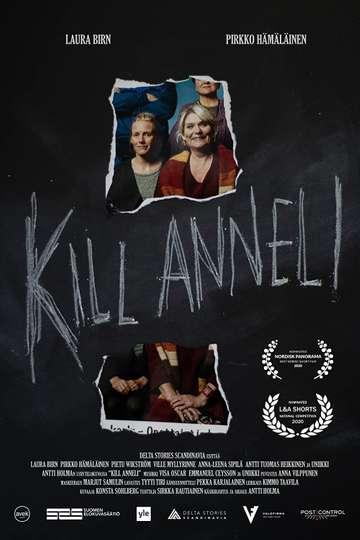 Kill Anneli poster
