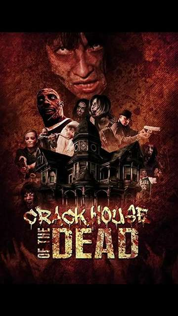 Crack House of the Dead poster