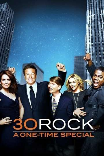 30 Rock: A One-Time Special poster