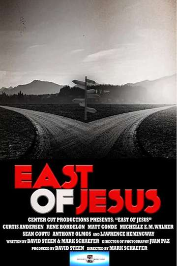 East of Jesus poster
