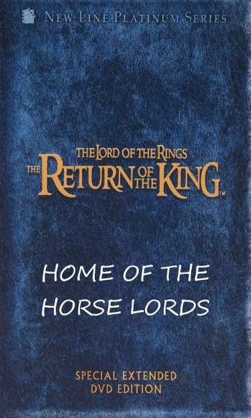 Home of the Horse Lords poster