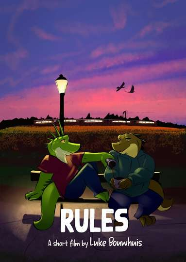 Rules poster