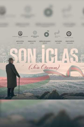 Son İclas poster