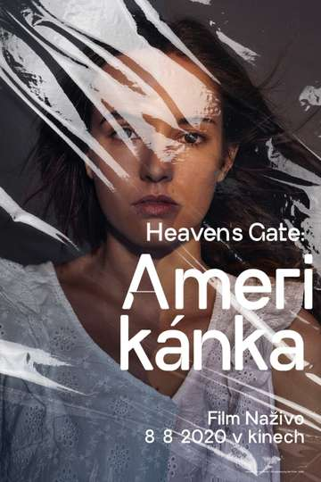 Heaven's Gate: Amerikánka poster