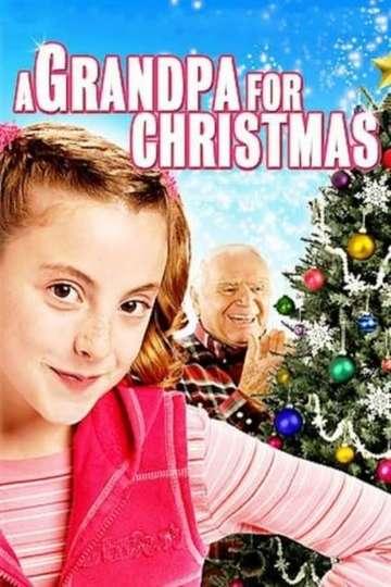 A Grandpa for Christmas poster