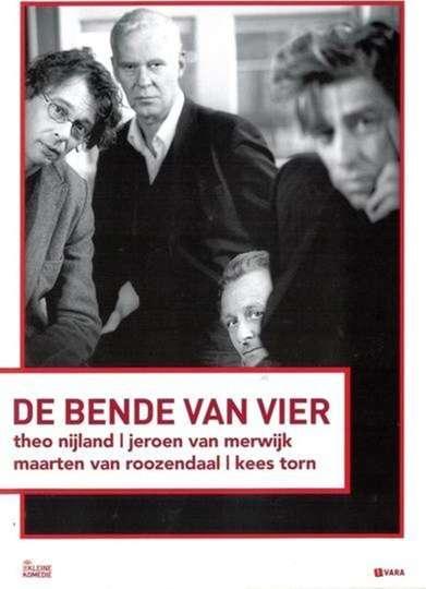 De Bende van Vier poster