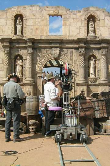 Return of the Legend: The Making of 'The Alamo' poster
