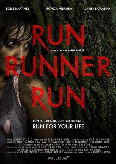 Run Runner Run poster