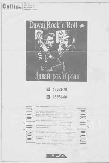 Let's rock-n-roll poster
