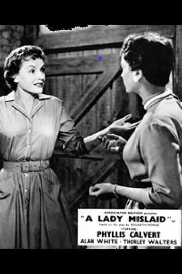 A Lady Mislaid poster