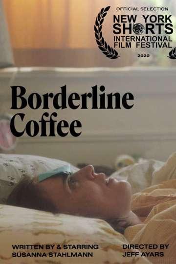 Borderline Coffee poster