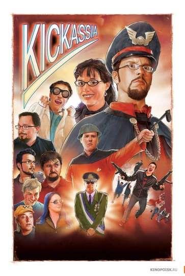 Kickassia poster