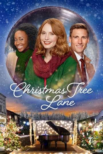 Christmas Tree Lane poster