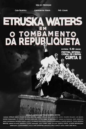 Etruska Waters in The Fall of the Banana Republic
