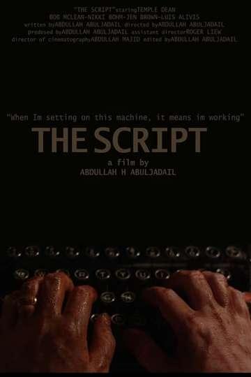 The Script poster