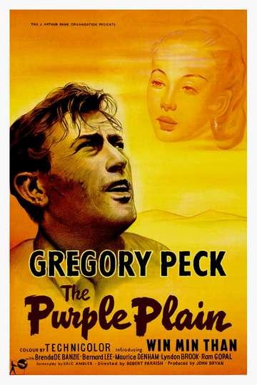 The Purple Plain poster
