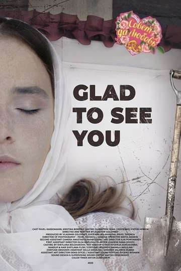 Glad to See You poster