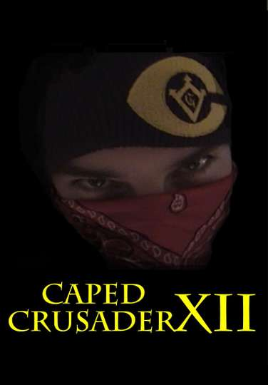 Caped Crusader XII poster