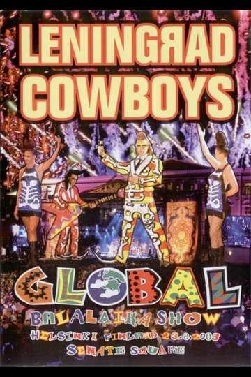 Leningrad Cowboys - Global Balalaika Show poster